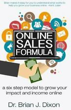 Online Sales Formula: a six step model to grow your impact and income-ExLibrary