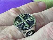 Phantom Ring of the Good, Metal Ring, Very Detailed, Solid Metal