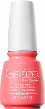 Gelaze by China Glaze Gel Color Polish Neon & On & On - 0.5 fl oz - 82230