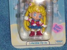 THE ORIGINAL SAILOR MOON IRWIN KEYCHAIN 15 YEARS OLD AND STILL NEW IN PACKAGE