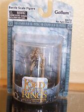 "LOTR Lord of The Ring aome   ""GOLLUM""   MIP   RARE"