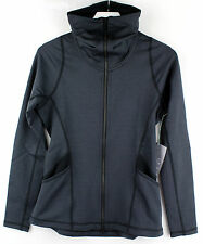 New Balance Womens En Route Nirvana Black Full Zip Running Jacket Size M