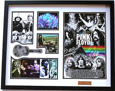 New Pink Floyd Signed Limited Edition Memorabilia