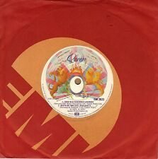 """7"""" Queen – Queen's First EP: Good Old Fashioned Loverboy + 3 Songs // UK 1977"""