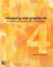 Designing Web Graphics (Voices (New Riders)), Weinman, Linda, Used; Good Book