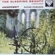 DECCA - SXL-2160/62 - TCHAIKOVSKY - THE SLEEPING BEAUTY - ANSERMET