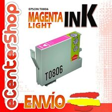 Cartucho Tinta Magenta Claro / Rojo T0806 NON-OEM Epson Stylus Photo PX710W