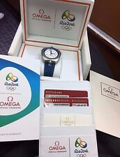 Omega Bullhead Olympics Rio 2016 Limited Edition Watch 522.12.43.50.04.001