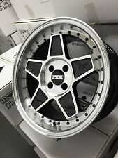 "FYK ED3 16"" 8j 9j Et15 Cerchi In Lega 4x100 EURO DRIFT BMW E30 VW Golf Mk1 Mk2"