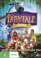 The Fairytale - Story Of The Seven Dwarves (DVD, 2016)