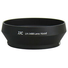 Professional Replacement Lens Hood LH48B For Olympus Zuiko 17mm 1.8 Black NEW 17
