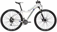 2015 Cannondale Tango SL 29er 3 Women's Mountain Bike Tall White NEW