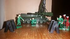 CORGI # GS 908, AMX 30D RECOVERY TANK Set, 1:50 Scale, Die-cast Mint Condition
