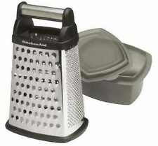 KitchenAid Box Grater with Covered Container utensils cheese  paypal