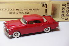 BROOKLIN BRK19 1955 CHRYSLER C300 HARDTOP COUPE 1/43