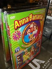 Anna Banana - Vol. 5 (DVD) Family Channel! 10 Episodes! 130 Minutes! BRAND NEW!