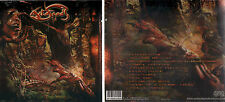 ACT OF GODS - STENCH OF CENTURIES - EU 2 X CD SET - DEATH METAL