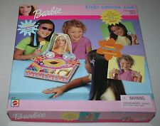 Barbie Superstar Board Game From 2000 - Unplayed all contents sealed w/jewelry