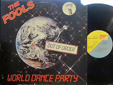 ► Fools - World Dance Party  (PVC 8930) (Mike Girard) (Boston band)