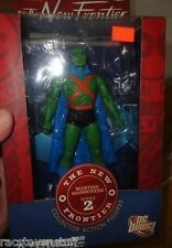 MARTIAN MANHUNTER DC DIRECT THE NEW FRONTIER SERIES 2 FIGURE MIB  FREE U.S. SHIP