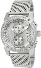 Invicta 22189 Specialty Chronograph Date Crystal Accent Mesh Bracelet Mens Watch