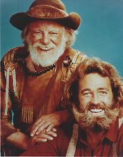 GRIZZLY ADAMS 8 X 10 PHOTO WITH ULTRA PRO TOPLOADER