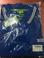 HUGO Branded Polo Tshirt ROYAL BLUE S Size