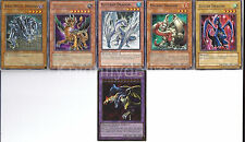Five-Headed Dragon Fusion Materials Set - Tiger Dragon - Luster Dragon - Yugioh