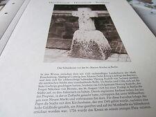 Berlin Archive 1 résidence 1004 CHATIMENT croix st. - Marie église