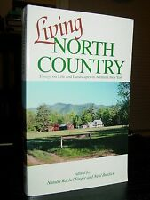 Living North Country, Essays On Life & Nature In Adirondacks Upstate New York