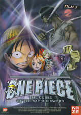 One Piece : The Curse of the Sacred Sword (DVD)