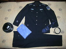 99's series China Police Supervisor, Class I,Wool Clothing,Set,Spring and Autumn