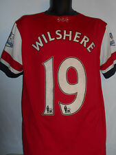 Arsenal home shirt (2012/2014 * wilshere 19) large homme #356