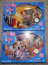 NEW Littlest Pet Shop Blythe and Pet - Fabulously Vintage buckles and bows