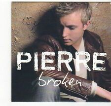 (EZ518) Pierre, Broken - 2008 DJ CD