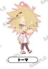 Amnesia World Rubber Phone Strap Toma Jersey Ver. Licensed NEW