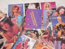 Hollywood Confidential Adult Film Superstars Trading Card Set 90 Cards