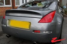 03-08 350z Z33 ING Style Trunk Spoiler Wing USA CANADA FRP (Fits: Coupe)