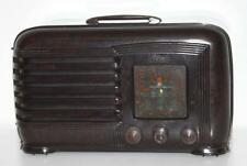 40's British Pilot Major Maestro Bakelite Tube Radio Full working order [PL1608]