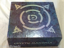 CRYPTIC MANDALA 1998 Insight Game Production Inc Board Game - Complete