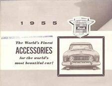 1955 Nash & Rambler Accessories Brochure Poster mx701-U9VHXI