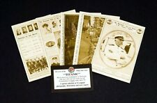 RMS/Titanic/White Star Line/Set of 32/Sepia/Postcards/Belfast/Ireland/New