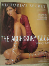 Victoria's Secret Holiday 2000 Accessory edition Elsa Benitez sexy cover