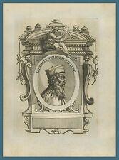 Liberale Veronese Verona pittore e miniatore italiano vite Giorgio Vasari 1790