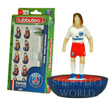 PARIS SAINT GERMAIN SUBBUTEO TEAM. PAUL LAMOND TABLE FOOTBALL, TABLE SOCCER.