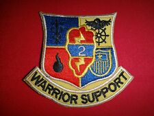 Vietnam War Patch 2nd Battalion 25th Infantry Division WARRIOR SUPPORT