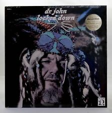 DR. JOHN Locked Down VINYL LP + CD SEALED Pallas Plated & Pressed Dan Auerbach