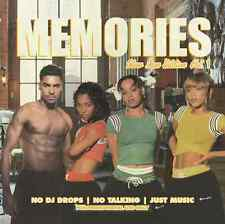 MEMORIES SLOW JAM EDITION VOL. 1 - MARIAH CAREY-JODECI-SWV-TL-GUY-AALIYAH-MAXWEL