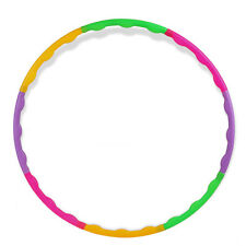 Adjustable Colourful Kids Hula Hoop Child Sports Aerobics Fitness Gymnastic 55CM