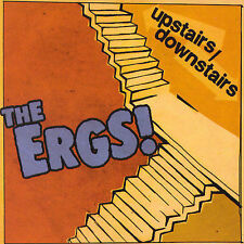 Ergs : Upstairs/Downstairs CD (2007)